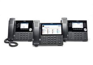 Tischtelefone MiVoice 6900 IP von Mitel
